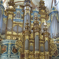 Organ Music Concert in Riga Dom Cathedral
